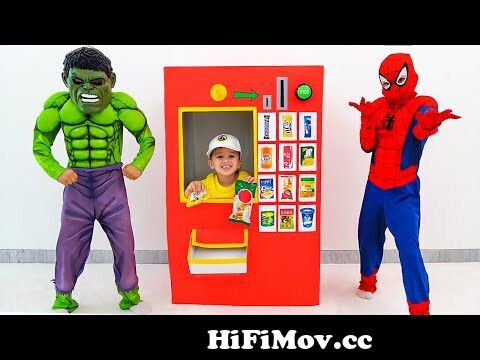 View Full Screen: vlad and niki funny toys stories with costumes for kids.jpg