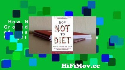 View Full Screen: how not to diet the groundbreaking science of healthy permanent weight loss for kindle.jpg
